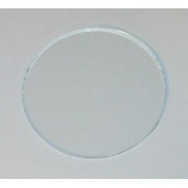 Verre de compteur Os combiné à fond plastique diamètre 161.4 mm