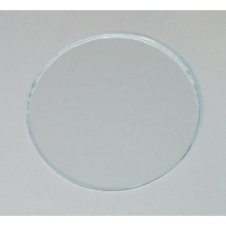 verre 48.5mm ép 2mm